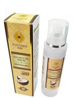 Best seller PINNARA Coconut Oil SERUM Vitamin C & E for Skin and Hair 85ml by ATC