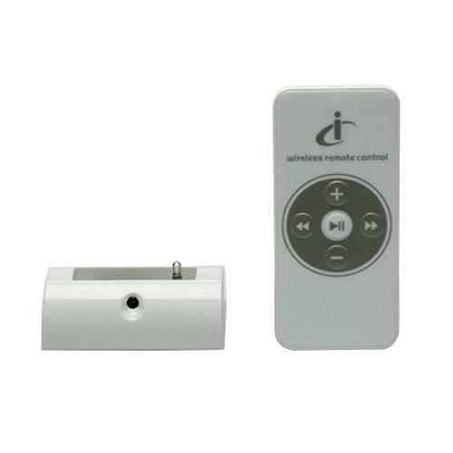 Mini Base para Carga e Sincronia de Ipod Nano I-Concepts, Sem Fio, com Controle Remoto