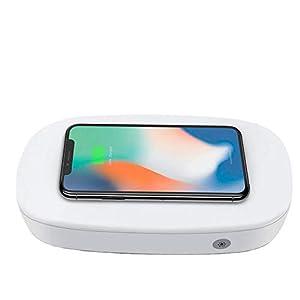 immagine di Sterilizzatore Uv Oggetti Protezione igienizzante pulizia Smartphone