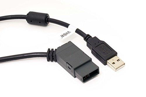 vhbw USB PROGRAMMIERKABEL passend für Siemens Simatic S7 Logo PLC ersetzt 6ED1 057-1AA00-0BA0 3m Länge