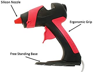Little Hottie Hot Glue Gun (Red & Black)