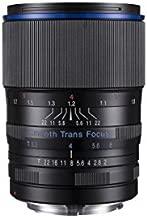 Venus Laowa Full Frame Camera Prime Lens 105mm f/2 STF Lens Sony FE, Black