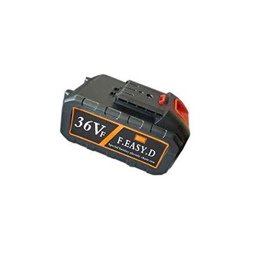 GMtes Batería de Repuesto, Conveniente para Cordless Tijeras de podar,36v