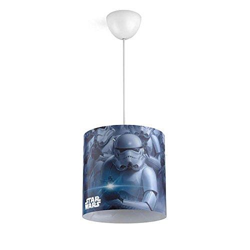 Philips Disney Sospensione Star Wars, Plastica, Nero