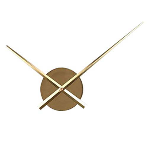 VICKY-HOHO Kreative Bewegung DIY Uhr Mute Scan Sekunden Bewegung Home Foto Wanduhr Zubehör Home Decoration Clock