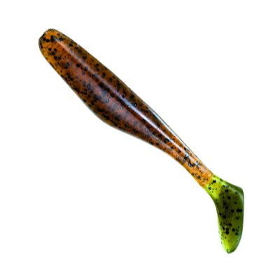 Jenzi River Shad USA-Bass Gummiköder glitter öl, 15cm 1 Stück