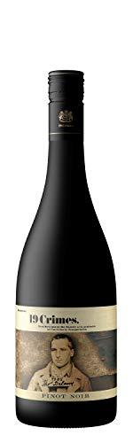 19 Crimes Pinot Noir Wine 750ml (Case of 6)