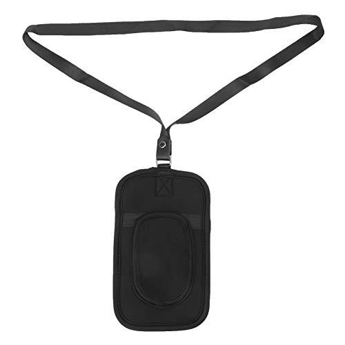 Socobeta Bolsa de Almacenamiento para cordón Estuches para cámaras compactas Bolsa de Almacenamiento para cordón para cámara de Bolsillo para One X / X2