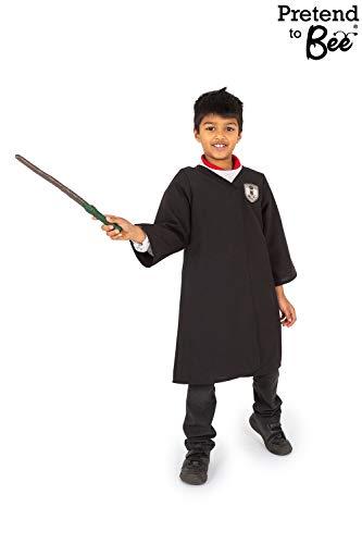 doen alsof bij tovenaar in training mantel en vleugel mooie jurk kostuum 3-7 jaar