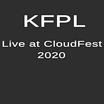 Live at CloudFest 2020