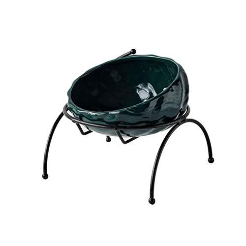 【 食べやすい形状 】iikuru 猫 食器 陶器 フードボウル スタンド 脚付 セット 食べやすい 猫用 ねこ 食事 皿 傾き 子猫 餌入れ 器 食器台 ペット食器 おしゃれ y609