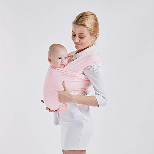 ERPANG Baby Carrier Baby Kangaroo Scarf Pouch Soft Carrier Wrap Breathable Travel Scarf Baby Bags for Newborns Kangaroo for Baby Sling-6