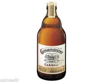 20 Flaschen Grevensteiner C & A. Veltins a 0,0,33l Bier naturtrübes Landbier inc. 1.60€ MEHRWEG Pfand