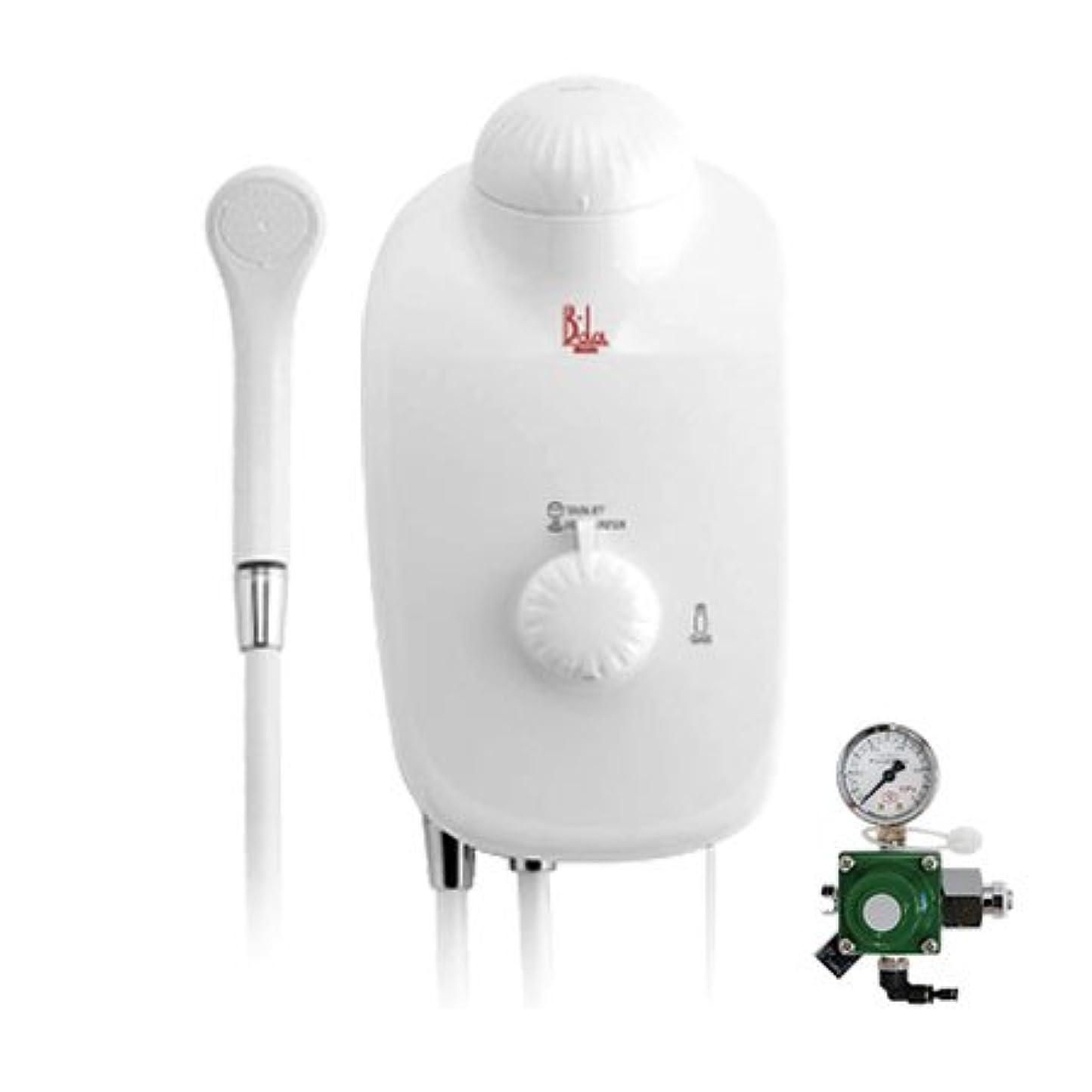 機関同情的考古学的な高濃度炭酸泉装置 B-da(ビーダ)本体セット?ガス圧調節器付き