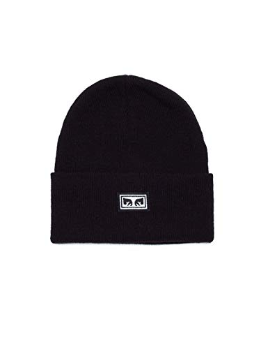 OBEY Cappello Invernale Icon Eyes Beanie Nero