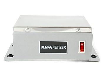 Shars Plate Demagnetizer Tool Dies Cutter 6-1/2  x 4-1/2  120V 202-1170