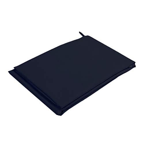 Klemmmarkise ohne Bohren Markise Balkonmarkise UV-beständig Schatten Segel einziehbare Markise,Anti-UV und wasserfest Sonnenmarkise mit Handkurbel (Schwarz)