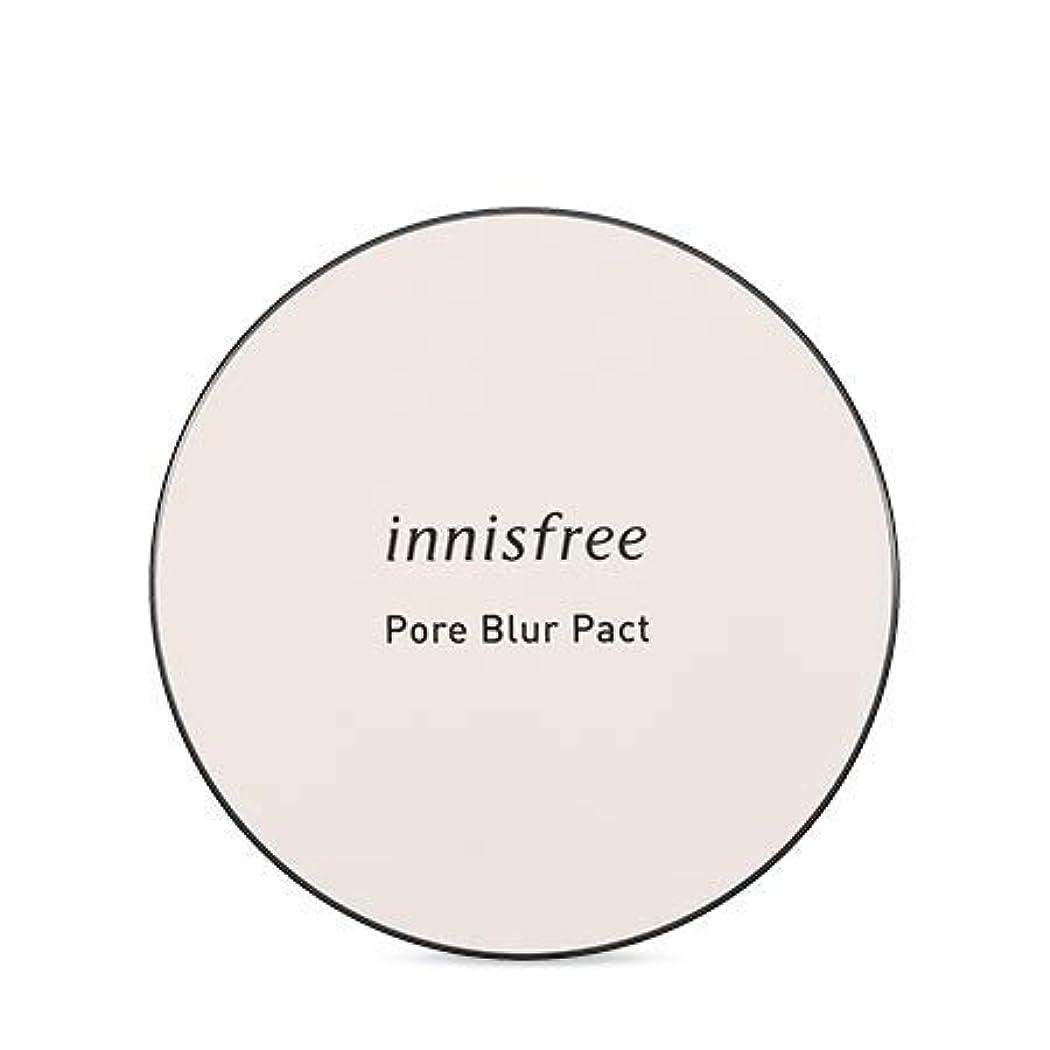 枯渇引き付ける質素な[イニスフリー.INNISFREE]フォアブラーファクト12.5g(2019.05新発売)/ Pore Blur Pact