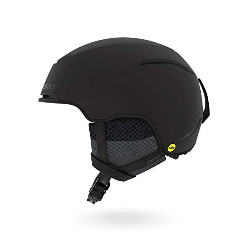 Giro Jackson MIPS Snow Helmet, Matte Black, Medium (55.5-59 cm)