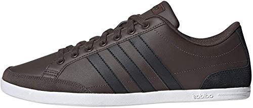 adidas CAFLAIRE, Chaussures de Tennis Homme, Marrón/Negbás/FTW Bla, 44 EU