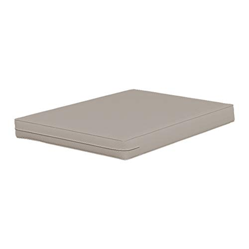 Mattress Protector Cover 100% Waterproof - Doubled Zippered Full Bed Mattress Protector for Patio Bench, Sofa/Cushion (5' x 53' x 74', Rite Beige)