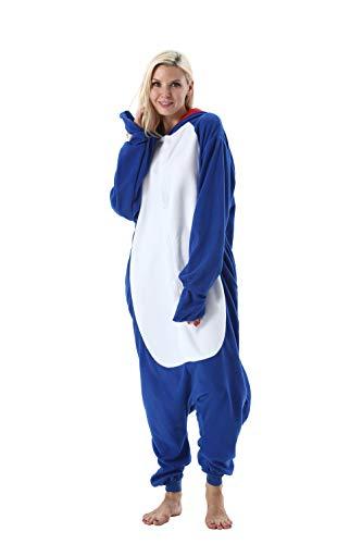 Pijama Animados Kigurumi Cosplay Ardilla Voladora Animal para Adulto Unisex