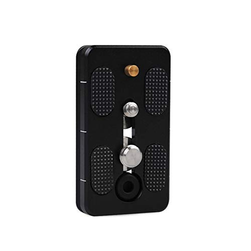 SIRUI TY-70A Quick Release Plate with Video Pin Compatible with VA-5 Fluid Head - Black