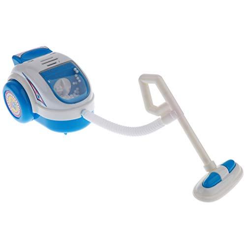 Hahepo Aspiradora de juguete, mini hogar, juguete divertido para niños pequeños