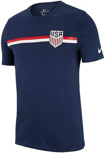 Nike T-Shirt pour Homme Motif écusson des états-Unis