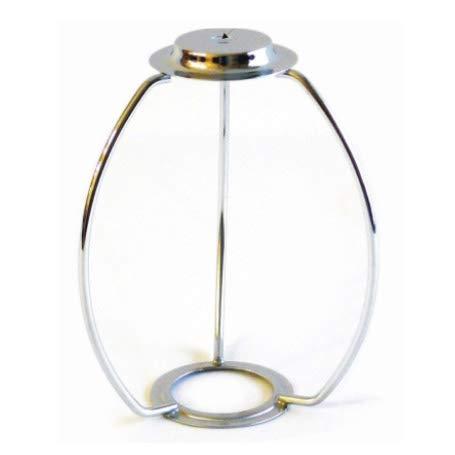 Bastidor de metal para fabricar lámparas 150mm alto - Accesorios para lámparas