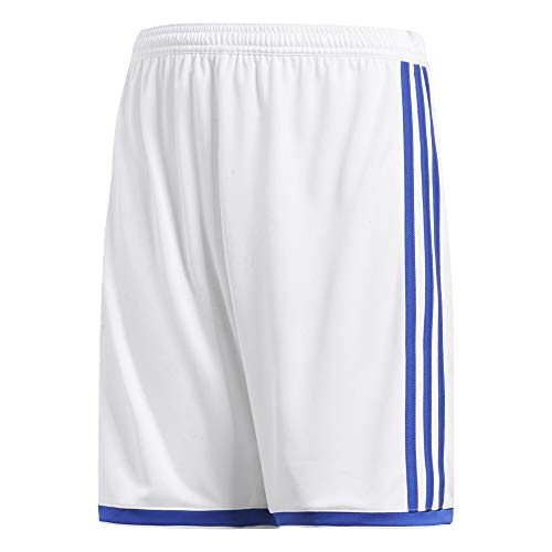 adidas Boy's Regista 18 Short White/Bold Blue Large