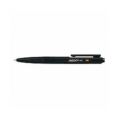 三菱鉛筆 油性ボールペン BOXY 黒 BX100.24 【5本】