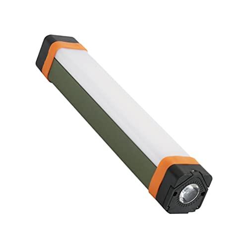 SOLUSTRE 1 Pza Lámpara de Tienda Portátil Lámpara de Camping Luz de Emergencia USB para Exterior LED Linterna de Camping Recargables Linternas de Camping con Lámpara de Campamento Luces de