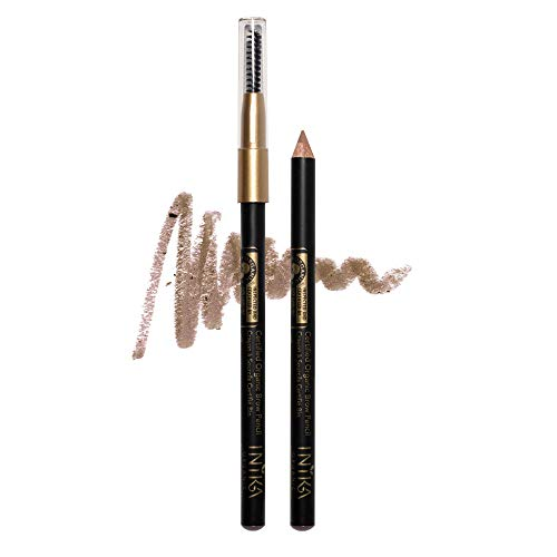 INIKA Organic Blonde Bombshell Brow Pencil, 0.05 OZ