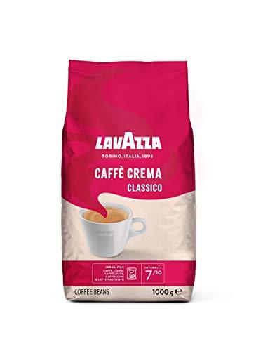 Lavazza Kaffeebohnen - Caffè Crema Classico - 6er Pack (1 x 6 kg)