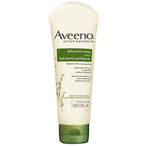 Aveeno Daily Moisturizing Lotion For Dry Skin, 71 ml