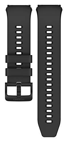 HUAWEI Watch GT 2e Smartwatch (SpO2-Monitoring,Herzfrequenz-Messung,Musik Wiedergabe,GPS,Fitness Tracker,5ATM wasserdicht) graphite black - 4