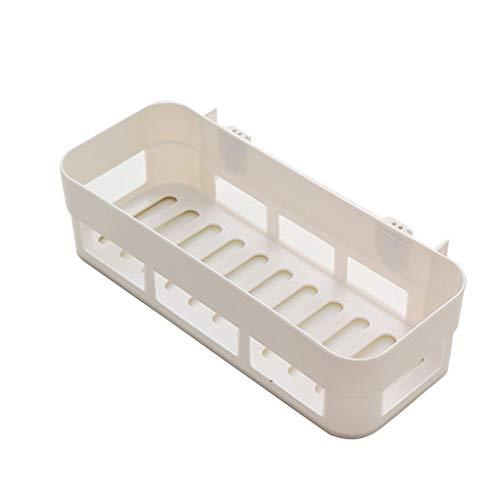 Gitany Cestas de Almacenamiento 4 Unidades Marr/ón Cestos de Plastico Grande Cestas Plastico Almacenaje