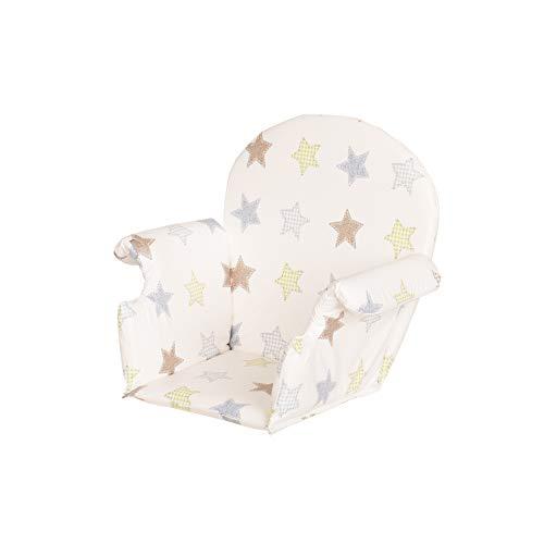 Geuther - Sitzverkleinerer 4733 für Family, Filou und Mucki aus Folie, Sterne