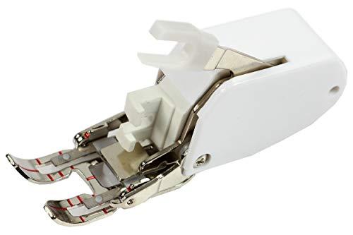 Gritzner naaivoet voor boventransport voor alle naaimachines met een kortschachtsysteem
