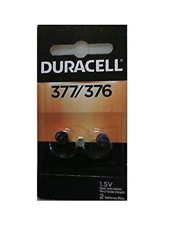 Procter & Gamble 67848 1.5V 377 Battery (2 Pack)