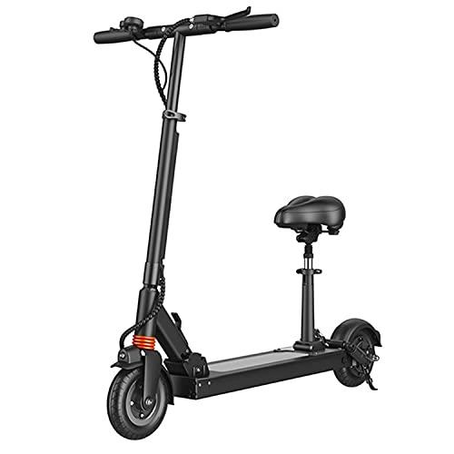 JOYOR F7 - Patinete eléctrico para adulto, asiento de manillar ajustable y...