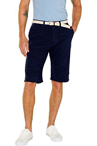 ESPRIT Herren 049Ee2C011 Shorts, Blau (Navy 400), W(Herstellergröße: 33)