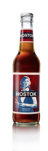 24x Wostok-Limonade Tannenwald aus Tannenaromen 330 ml