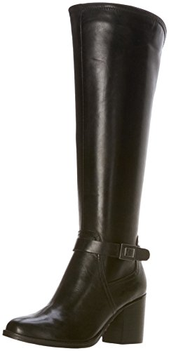 Franco Sarto Women's Arlette Riding Boot, Black, 10 M US