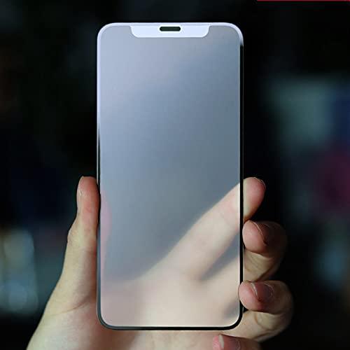 Vidrio mate para Iphone 12 11 pro xs Max Mini protector de pantalla de hidrogel trasero lente cámara templada película para Iphone xr 7 8 plus, para iphone 7plus, solo 2 vidrios