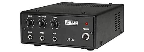 AHUJA UB-30 25W PA AMPLIFIER