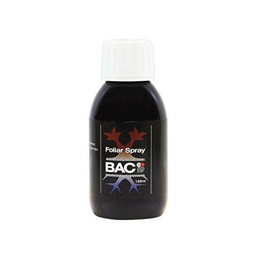 Additif/Stimulateur de Chlorophylle BAC Foliar Spray (120ml)