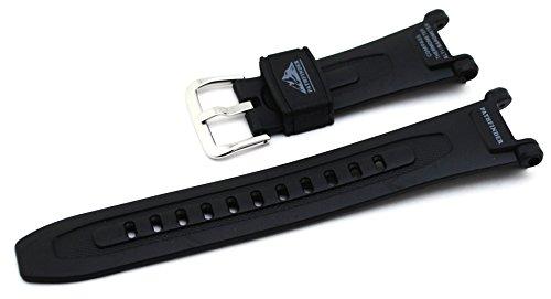 Casio Black Resin Pathfinder Series Watch Band – 18mm
