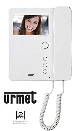 URMET 1133//15 Cornetta universale per sostituire il tuo vecchio portatile